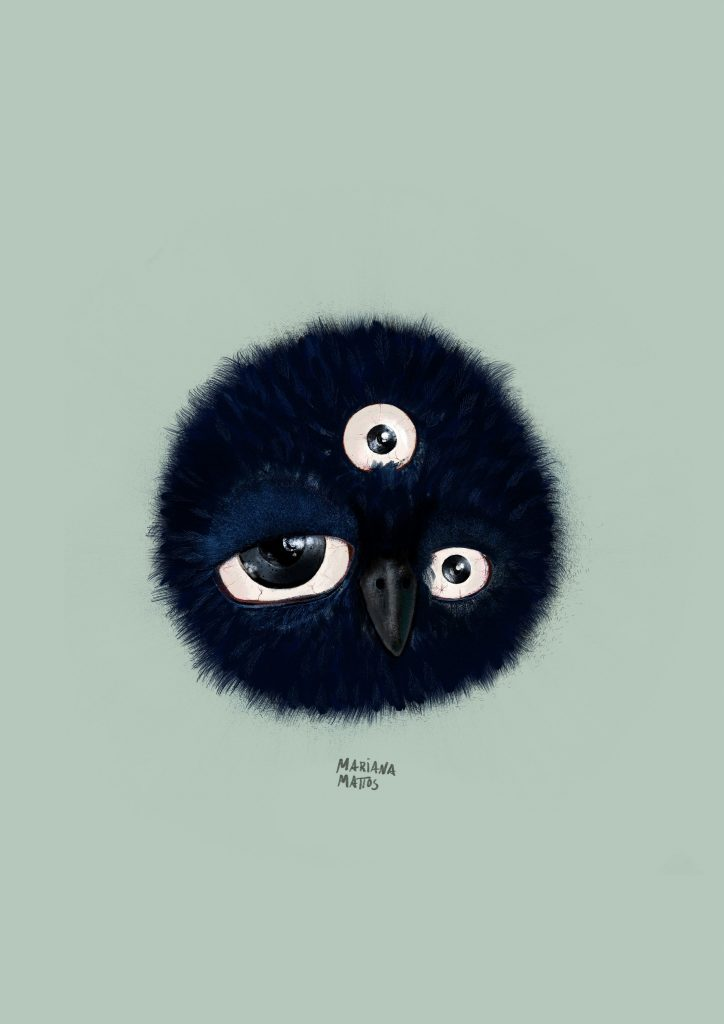 Three Eyed Raven