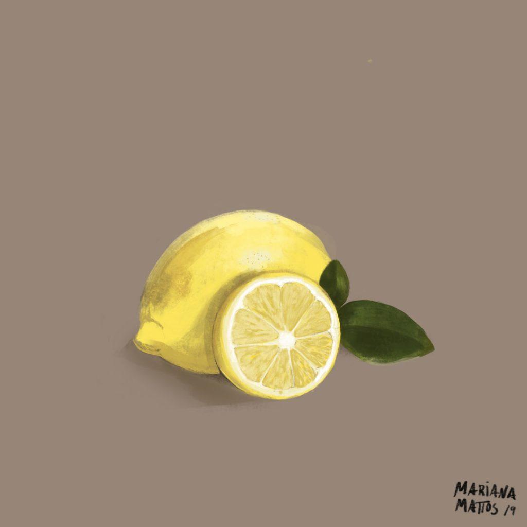o limão